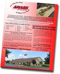 Download the Amark brochure>
